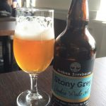 Stony Grey a smashing IPA from Co. Monaghan on craft beers available in The Beach Bar