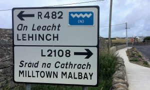 All roads (right) lead to Miltown...
