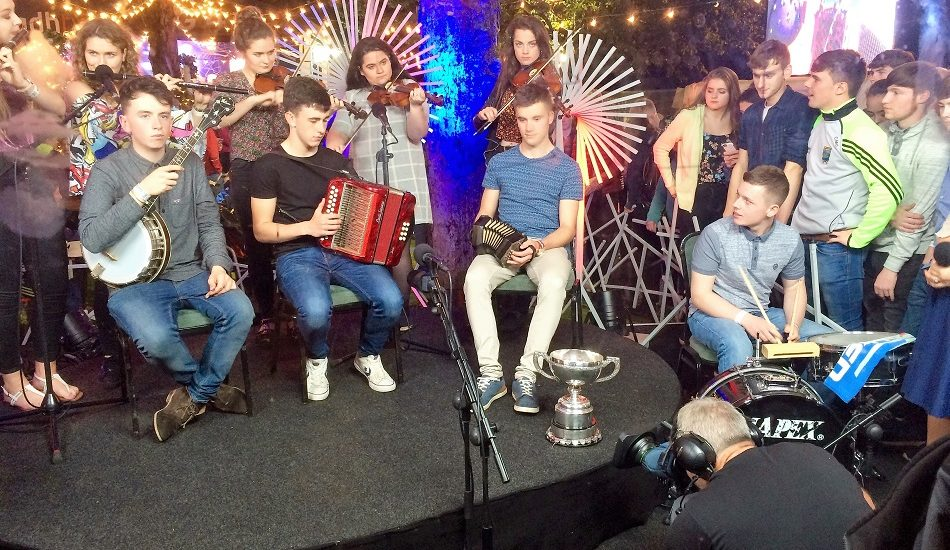 TG4's live Fleadh TV was a great draw and ratings success