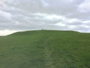 Rathcroghan Iron Age Mound
